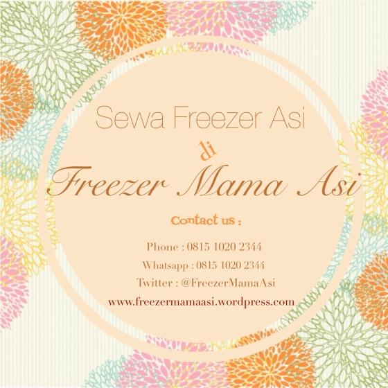 Sewa Freezer Mama Asi